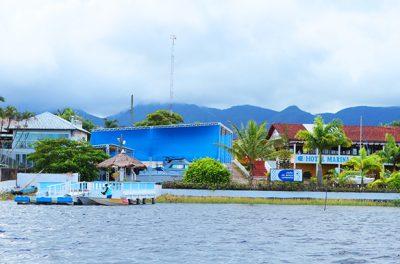 Hotel Marina Clube de Pesca Cananéia