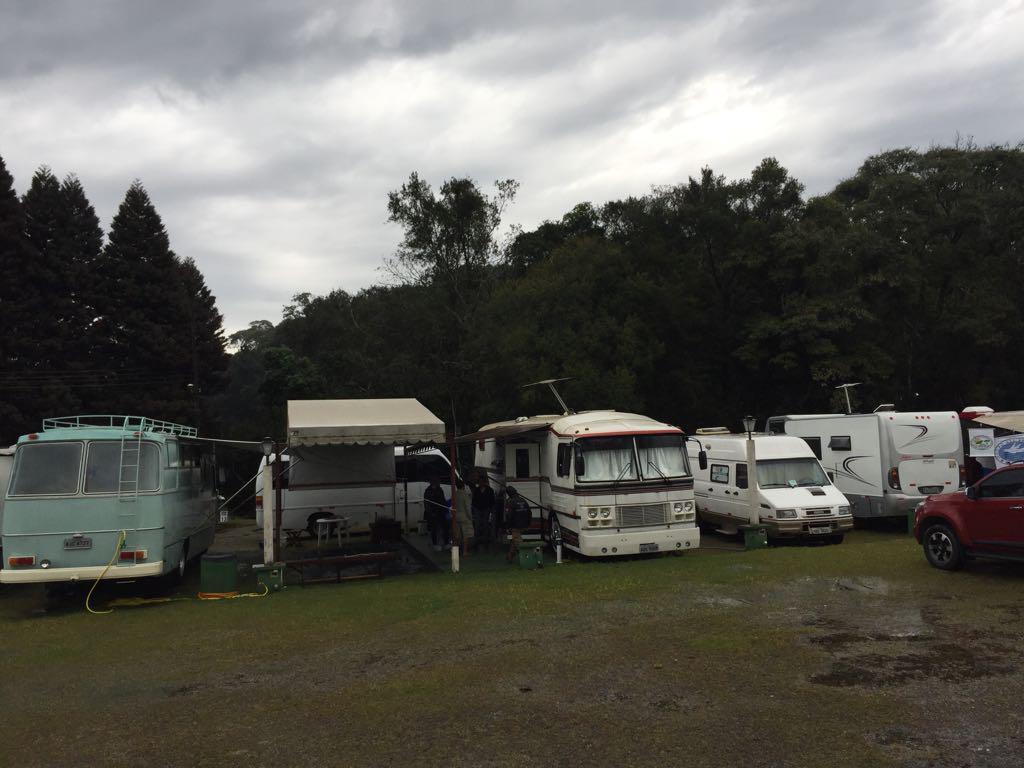 Em agosto de 2017, o Camping No Sol recepcionou o primeiro encontro da Anacamp
