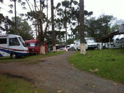 Camping Fazenda Evaristo