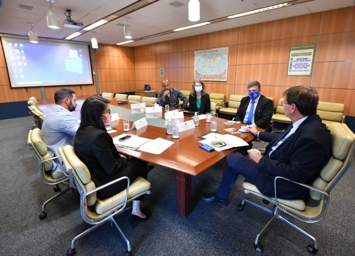 Sugestões para o campismo são entregues ao Ministro do Turismo